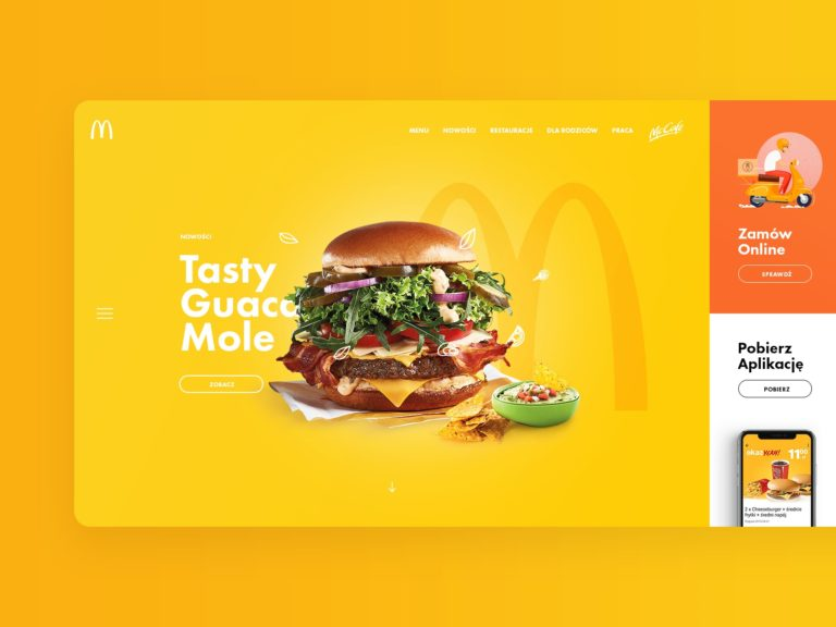 Koncept McDonald's